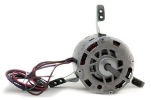 GMC B1340021S 115V4SPD 1/3HP DIRECT DRIVE BLOWER MOTOR W/MOUNTING EARS