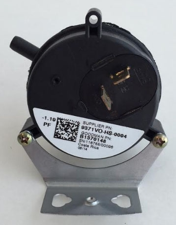 GMC B13701-50 PRESSURE SWITCH FOR (GMPN080,100,120)