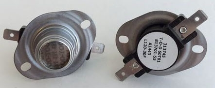 GMC B1370155 AUX LIMIT CONTROL, 120 DEG.