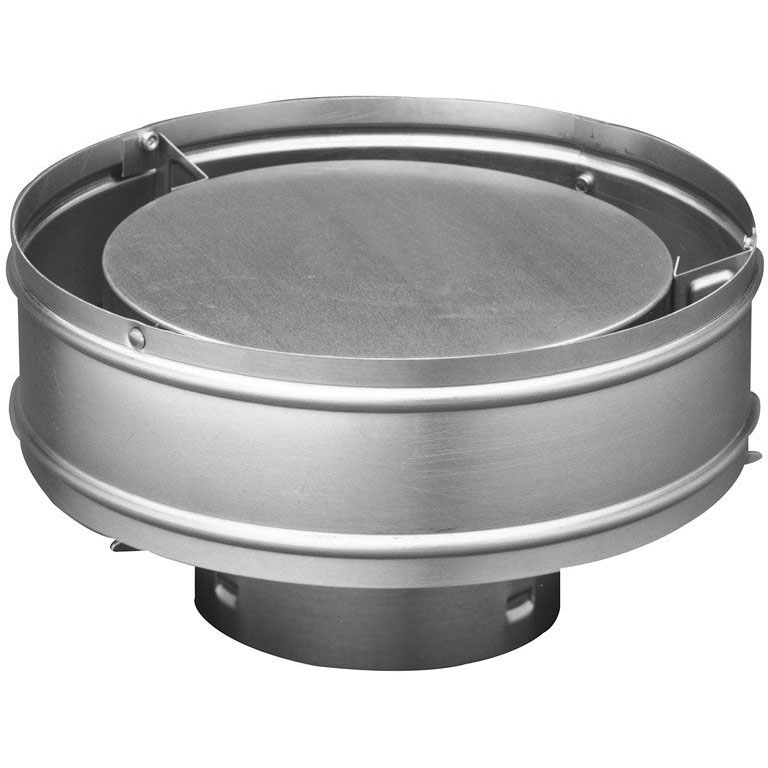 "H-C 3RHW METLVENT HIGH WIND CAP 3"" 51666 (Replaces 3RM )"