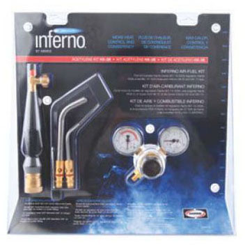 HARRIS 4400088 AIR/ACETYLENE KIT W/