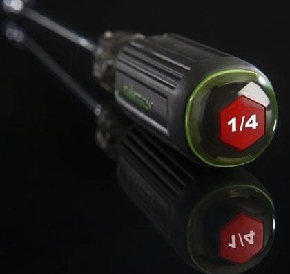 HILMOR HSM2PC MAGNETIC NUT DRIVER 2PC SET WITH 3