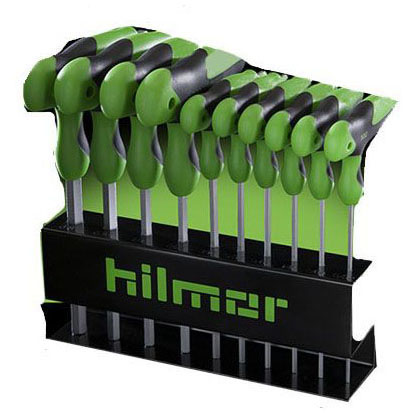HILMOR HKTH T-HANDLE HEX KEY SETS (1891471) MC333434