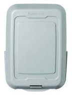 HONEYWELL C7089R1013 WIRELESS OUTDOOR SENSOR, SENSES OUTDOOR TEMPERATURE AND HUMIDITY, REDLINK ENABLED