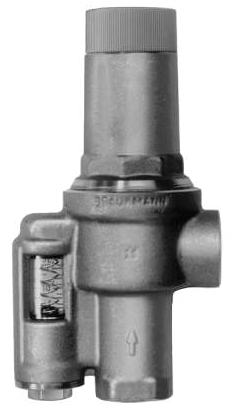 HONEYWELL BRAUKMANN D146M1032 DIFFERENTIAL PRESSURE REGULATING VALVE