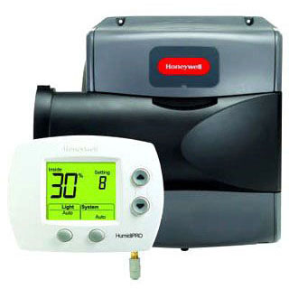 HONEYWELL HE250A1005/U 17 GPD ADVANCED BYPASS EVAPORATIVE HUMIDIFIER