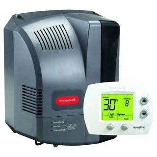 HONEYWELL HE300A1005/U 18 GPD ADVANCED FAN-POWERED EVAPORATIVE HUMIDIFIER