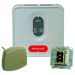 HONEYWELL HZ311K TRUEZONE KIT, HZ311 CONTROL PANEL 3 ZONES 1H/1C, *NOT FOR HEAT PUMP APPLICATIONS*