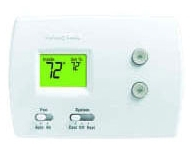 HONEYWELL TH3110D1008 PRO 3000 NON-PROGRAMMABLE THERMOSTAT 1H/1C (WHEN OUT NO LONGER AVAILBLE)