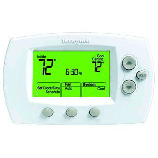 HONEYWELL TH6320U1000 FOCUSPRO PROGRAMMABLE DIGITAL T-STAT (3H/2C) (WHEN OUT NO LONGER AVAILBLE)