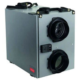 HONEYWELL VNT5150E1000/U 150 CFM ERV TRUEFRESH ENERGY RECOVERY VENTILATION SYSTEM