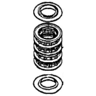 MACCLEAN 60125 SEAL KIT (V,NS & FDS) (MARLO #A2435046) MC6971