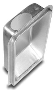 DRYERBOX DB-350 UPWARD EXHAUST DIRECTION (2X4 WALL)