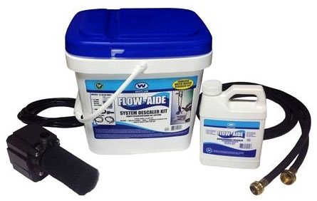 WHITLAM FLOW-KIT TANKLESS WATER HEATER SYSTEM DESCALER KIT