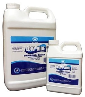 //WSL// WHITLAM FLOW1 ONE GALLON FLOW-AIDE DESCALER