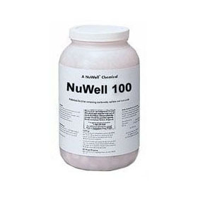 NUWELL NW-100 NU-WELL PELLETS GALLON (JAR WEIGHTS 9#) 2020001 (243684) MC7676