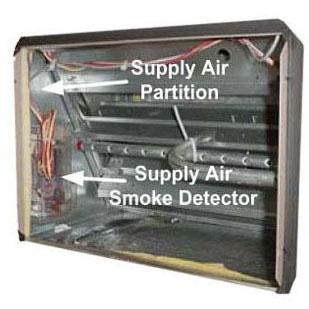 UPG 2SD04700324 SMOKE DETECTOR,3-6 TON PKG (WHEN OUT NO LONGER AVAILBLE)