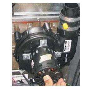 UPG S1-32434558000 INDUCER MOTOR ASSY