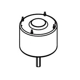 UPG S1-02436237000 CONDENSER FAN MOTOR (REPLACES S1-02435819000)