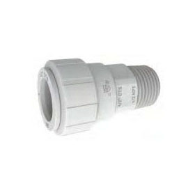 JOHN GUEST PSEI012826P 3/4 X 3/4 MALE CONNECTOR