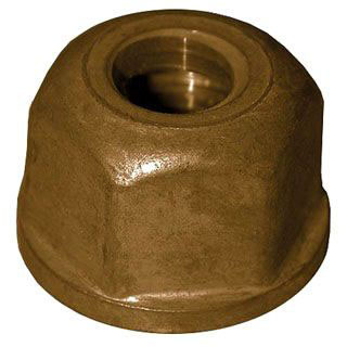 BASIN COUPLING NUT 1/2