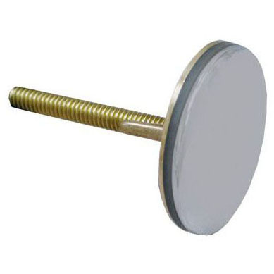 JONES C06-021 BRUSHED STAINLESS FAUCET HOLE COVER 1-3/4