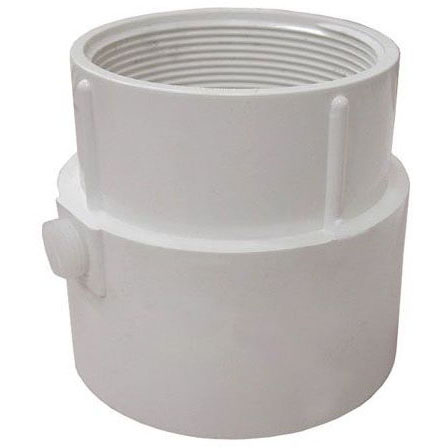 JONES D52-005 PIPE FIT DRAIN & C/O BASE 4
