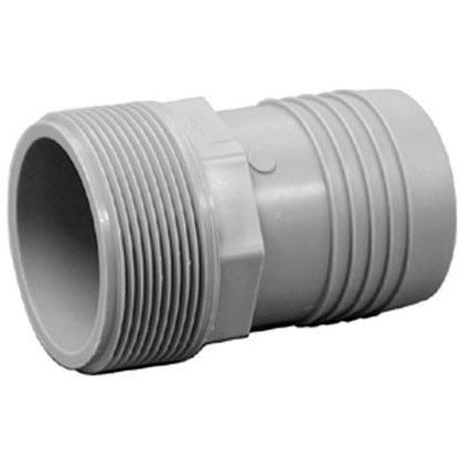 JONES I10-004 PLASTIC INSERT MALE ADAPTER 1-1/4