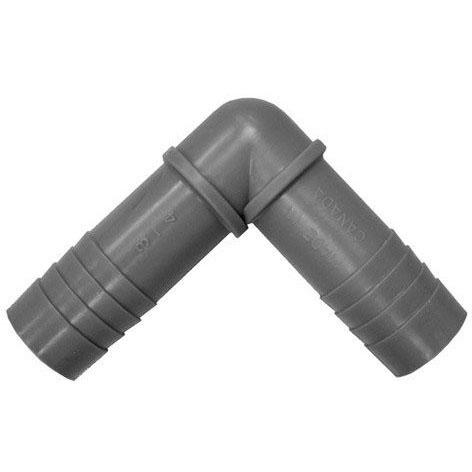 JONES I10-023 PLASTIC INSERT 90 ELBOW 1/2