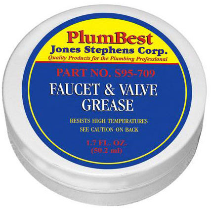 1oz STEM GREASE (1650000) (S95-709) (WAS JONES NEVER SQUEAK LUBE 1.7oz) MC7585