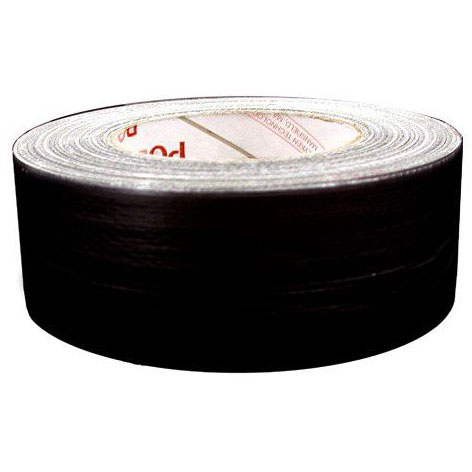 JONES T20-023 BLACK DUCT TAPE (2426003)