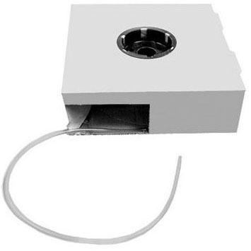 //WSL// JONES T26-124 1/8 ID X 100 CLEAR VINYL TUBE, 3/16