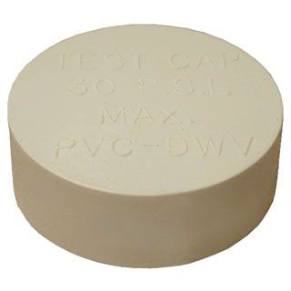 JONES T35-004 DWV/PVC TEST PLUG CAP 4