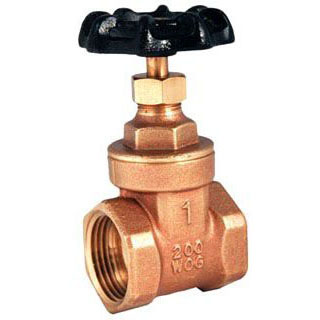 "LEGEND (LFC) 104-463NL 1/2"" GATE VALVE IPS T-400      *** LEAD FREE COMPLIANT ***"