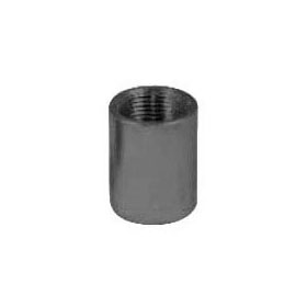 "STD BLK COUPLING STEEL 1/2"" (350-703) **MERCHANT STEEL**"