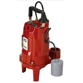 LIBERTY PRG101A RESIDENTIAL GRINDER PUMP 1HP 115V (2