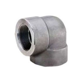 "FS 3000# 1-1/4"" THREADED 90 ELBOW"