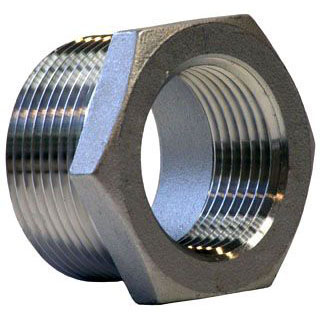 TYPE 316 SS 150# HEX BUSHING 1-1/2