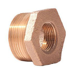 BRASS (LFC) NXL11-08064 HEX BUSHING 1/2