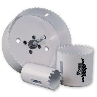 MORSE MK22 1-3/8 HOLESAW ADVANCED EDGE (168496)