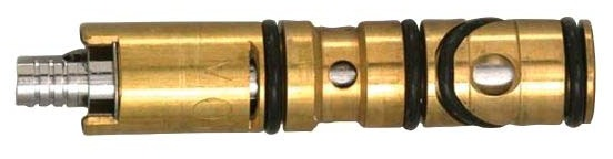 MOEN 1200 BRASS FAUCET CARTRIDGE SINGLE HANDLE