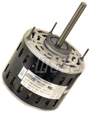 1/4 HP DIRECT DRIVE BLOWER MOTOR 115V, 1075 RPM, 3 SPD (WG840583) (MARS 10583) (EMERSON 1863) MC6397