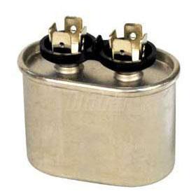 CAPACITOR 440 VAC 7.5 UF MOTOR RUN (OVAL) MARS 12931 (45075H)