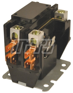 MARS 17315 CONTACTOR 1.5P 30AMP 24V W/LUGS