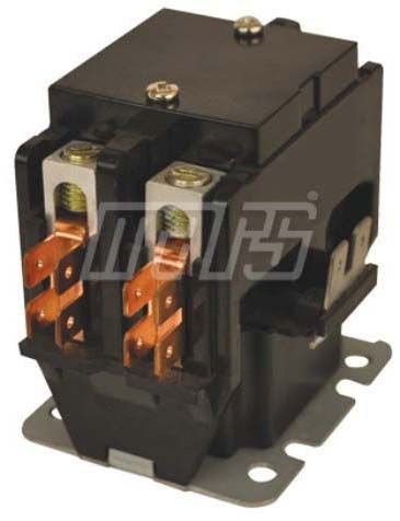 MARS 17325 CONTACTOR 2P 30AMP 24V W/LUGS