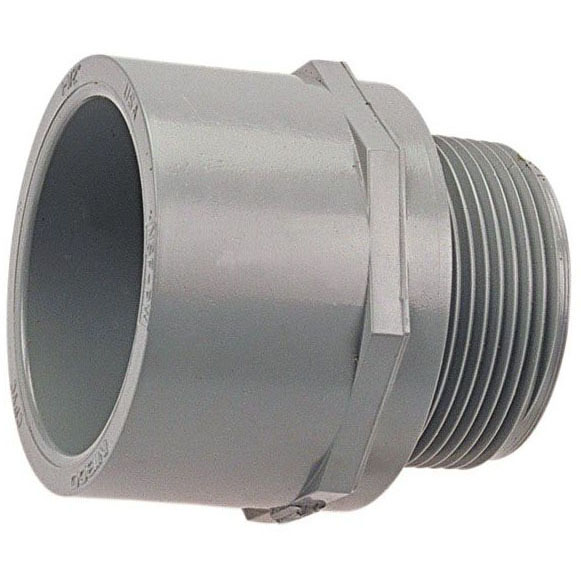 "CPVC S80 MALE ADAPTER 1/2"" 5104 (SPEARS#1836-005C)"