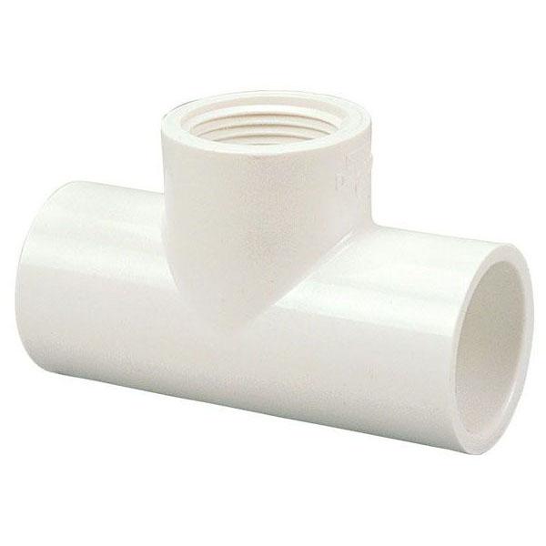 //WSL// S40 PVC TEE SxSxT 1