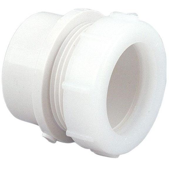 "PVC-DWV 4801-2-7 TRAP ADAP MA 1-1/2"" (PVC 103X)"