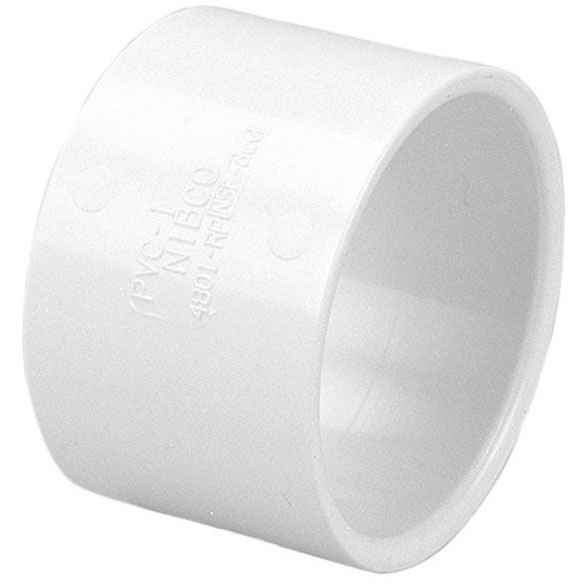 PVC-DWV 4801-RP REPAIR COUP 1-1/2 (PVC 130) (P130-015) MC6148