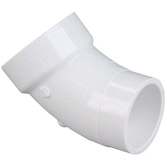 "PVC-DWV 4806-2 ST 45 ELL 2"" (PVC 323)"